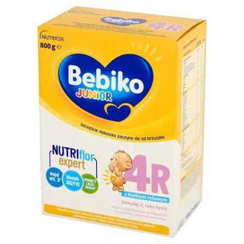 Bebiko Junior 4R Mleko modyfikowane dla dzieci powyżej 2. roku życia 800 g (2 x 400 g)