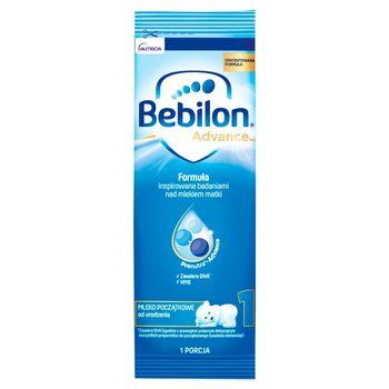 Bebilon 1 Pronutra-Advance Mleko początkowe od urodzenia 27,2 g
