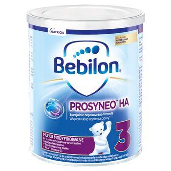 Bebilon Prosyneo HA 3 Mleko modyfikowane po 1. roku 400 g