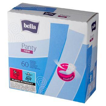 Bella Panty New Wkładki higieniczne 60 sztuk