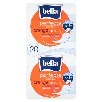 Bella Perfecta Ultra Orange Podpaski higieniczne 20 sztuk