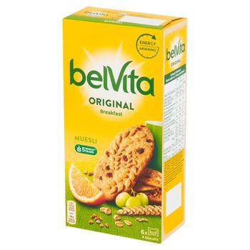 belVita Breakfast Ciastka zbożowe z musli 300 g (6 x 50 g)