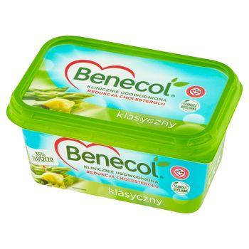 Benecol Tłuszcz do smarowania z dodatkiem stanoli roślinnych klasyczny 400 g