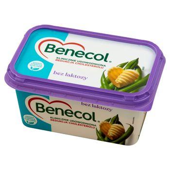 Benecol Tłuszcz do smarowania z dodatkiem stanoli roślinnych bez laktozy 400 g