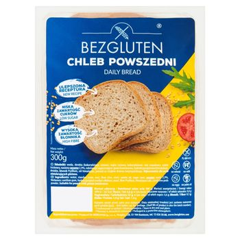 Bezgluten Chleb powszedni 300 g