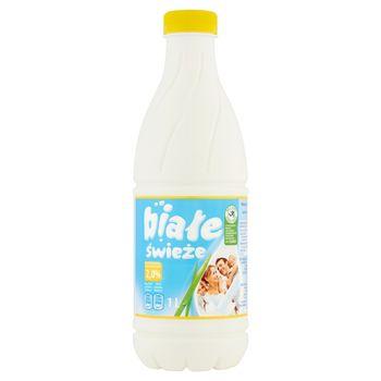 Białe Mleko świeże 2,0% 1 l