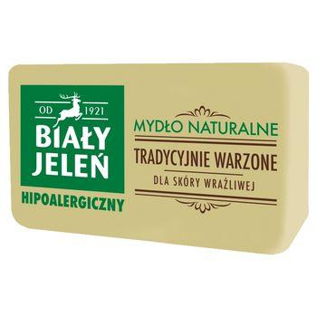 Biały Jeleń Hipoalergiczne mydło naturalne 100 g