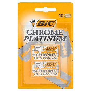 Bic Chrome Platinum Żyletki 10 sztuk