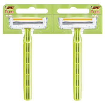 BiC Pure 3 Lady Jednoczęściowa maszynka do golenia