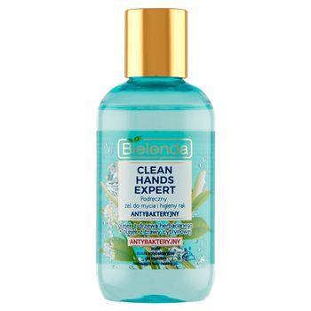 Bielenda Clean Hands Expert Podręczny żel do mycia i higieny rąk antybakteryjny 100 g