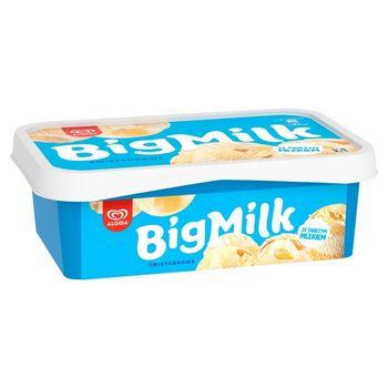 Big Milk Lody śmietankowe 1000 ml