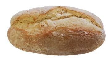 Bio chleb pszenny rustykalny 370 g