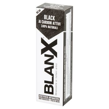 BlanX Black Pasta do zębów 75 ml
