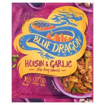 Blue Dragon Sos stir-fry aromatyczny z pastą sojową sosem sojowym czosnkiem i przyprawami 120 g