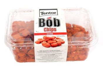 Bób Chips ketchupowy 125 g