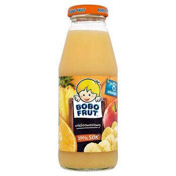 Bobo Frut 100% sok wieloowocowy po 8 miesiącu 300 ml