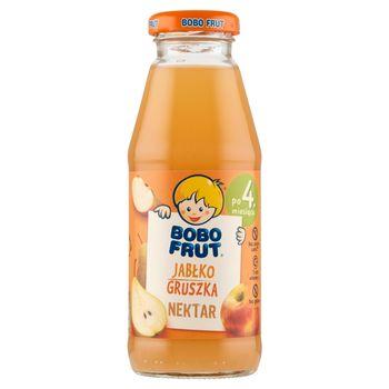 Bobo Frut Nektar jabłko gruszka po 4. miesiącu 300 ml