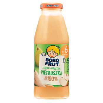 Bobo Frut Sok 100% jabłko gruszka pietruszka po 6. miesiącu 300 ml