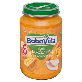 BoboVita Dynia z kurczakiem i ziemniaczkami po 6 miesiącu 190 g