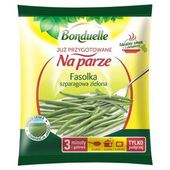 Bonduelle Już przygotowane na parze Fasolka szparagowa zielona 400 g