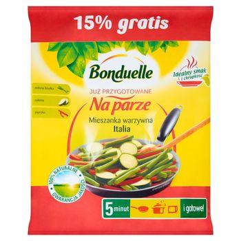 Bonduelle Już przygotowane na parze Mieszanka warzywna Italia 460 g