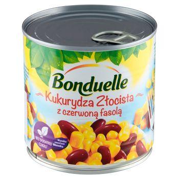 Bonduelle Kukurydza Złocista z czerwoną fasolą 340 g
