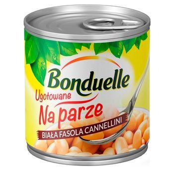 Bonduelle Ugotowane na parze Biała fasola Cannellini 310 g