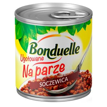 Bonduelle Ugotowane na parze Soczewica 310 g