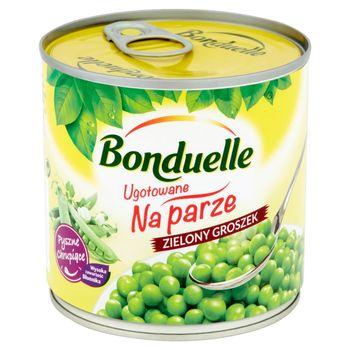 Bonduelle Ugotowane na parze Zielony groszek 305 g