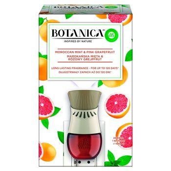 Botanica by Air Wick Elektryczny odświeżacz powietrza marokańska mięta & różowy grejpfrut 19 ml