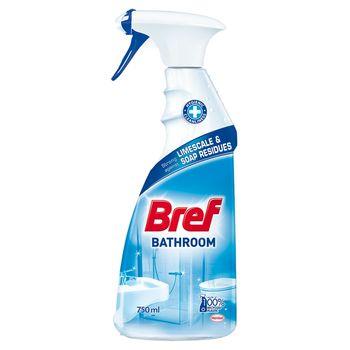 Bref Płynny środek do czyszczenia powierzchni w łazience 750 ml