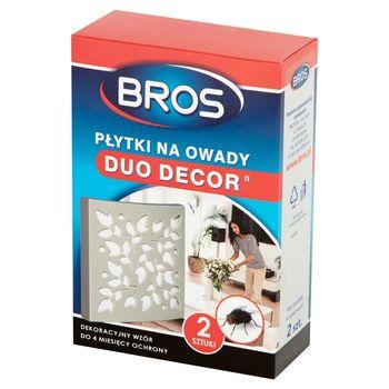 Bros Duo Decor Płytki na owady 2 sztuki