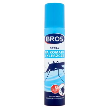 Bros Spray na komary i kleszcze 90 ml