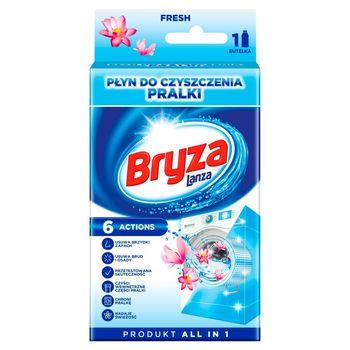 Bryza Lanza Fresh Płyn do czyszczenia pralki 250 ml
