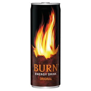 Burn Original Gazowany napój energetyczny 250 ml