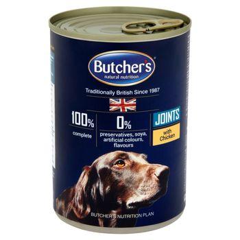 Butcher's Joints Karma dla dorosłych psów kawałki w sosie z kurczakiem 400 g