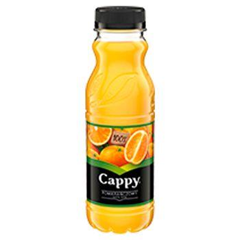 Cappy Sok pomarańczowy 100% 330 ml