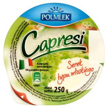 Polmlek Capresi Serek typu włoskiego 250 g