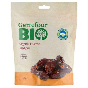 Carrefour Bio Ekologiczne daktyle odmiany Medjoul suszone 150 g