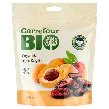 Carrefour Bio Ekologiczne morele suszone na słońcu 160 g