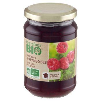 Carrefour Bio Ekologiczny dżem z malin 360 g