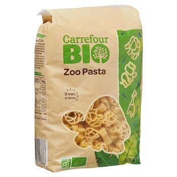 Carrefour Bio Ekologiczny makaron zoo 500 g