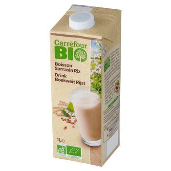 Carrefour Bio Ekologiczny napój gryczano-ryżowy 1 l