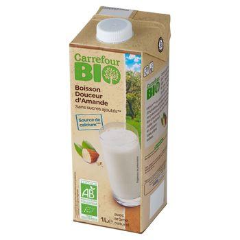 Carrefour Bio Ekologiczny napój migdałowy 1 l