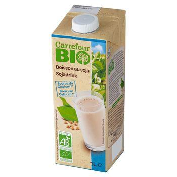 Carrefour Bio Ekologiczny napój sojowy 1 l