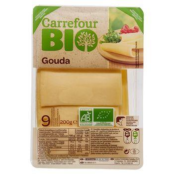 Carrefour Bio Ekologiczny ser Gouda 200 g