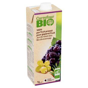 Carrefour Bio Ekologiczny sok winogronowy 1 l