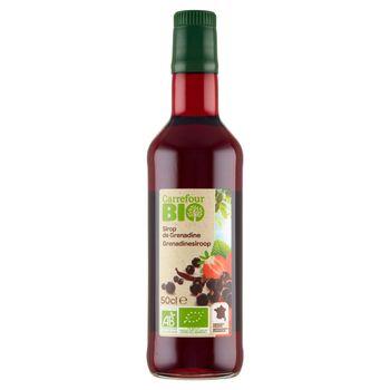 Carrefour Bio Ekologiczny syrop wieloowocowy 500 ml