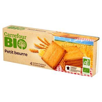 Carrefour Bio Herbatniki maślane 167 g