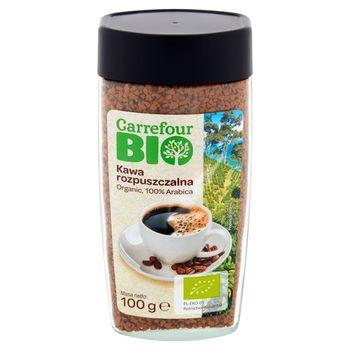 Carrefour Bio Kawa rozpuszczalna 100 g
